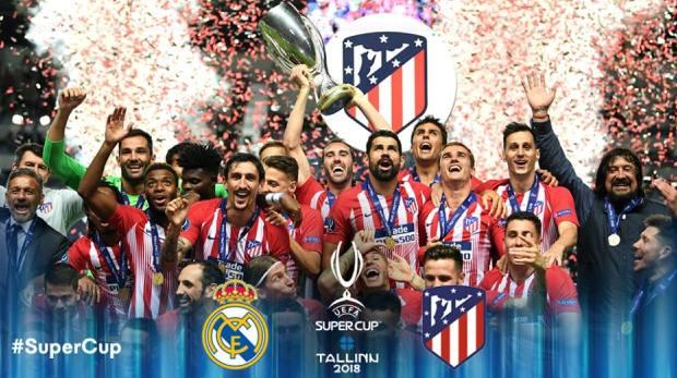 Sursa foto: Facebook UEFA Champions League