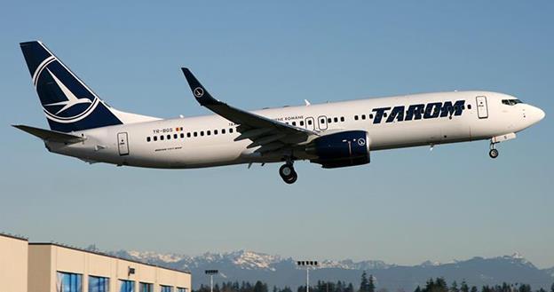 Operatorul aerian național TAROM nu are în plan fuziunea cu alte companii de profil