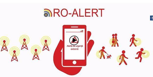 Telefoanele care nu recepționează mesajele de urgență RO-ALERT nu mai pot fi comercializate