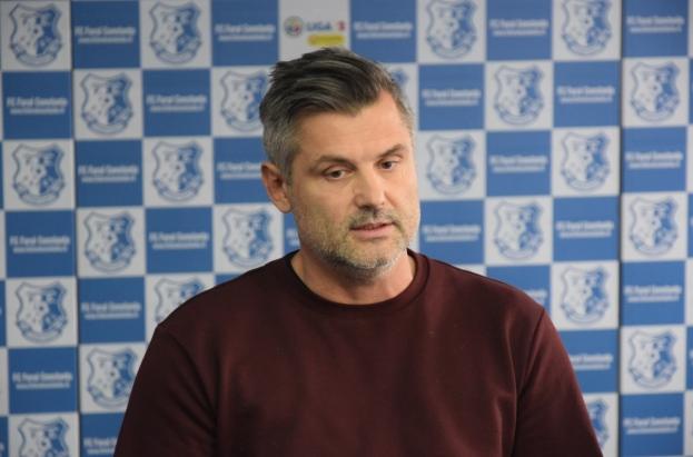 """Tiberiu Curt, manager FC Farul: """"Un lucru normal după această perioadă grea prin care am trecut cu toții"""""""