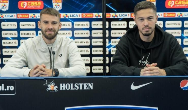Bogdan Ţîru şi Gabriel Iancu