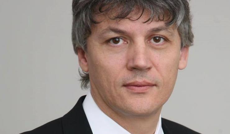 Senatorul PSD de Constanța Tit-Liviu Brăiloiu: