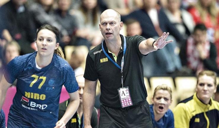 Tomas Ryde a condus naționala feminină de handbal a României la cucerirea bronzului mondial