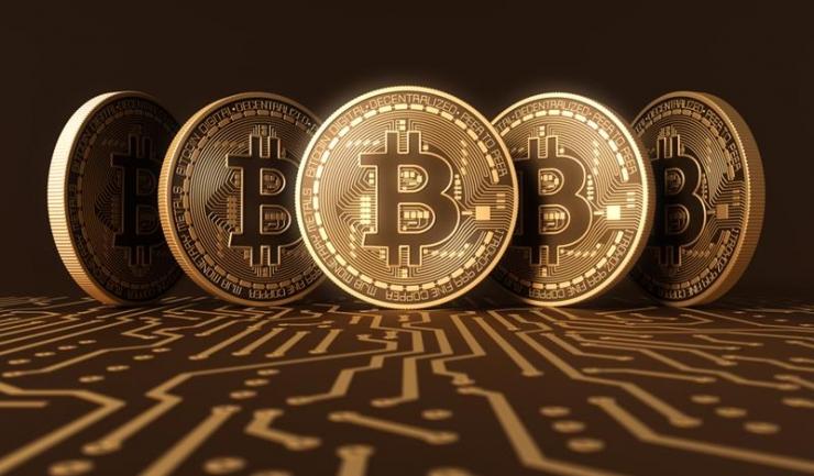 Volumul tranzacțiilor de bitcoin a atins un nivel record, la finele săptămânii trecute