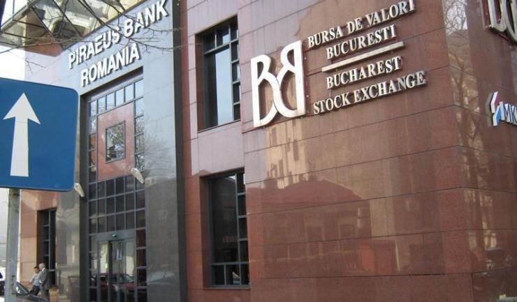 Valoarea tranzacțiilor la BVB a urcat cu 32%, la 157,4 milioane lei, în ultima săptămână