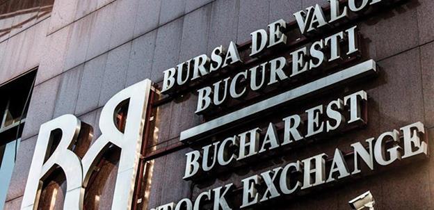 Valoarea tranzacțiilor la BVB a scăzut cu cu 8,5%, în ultima săptămână