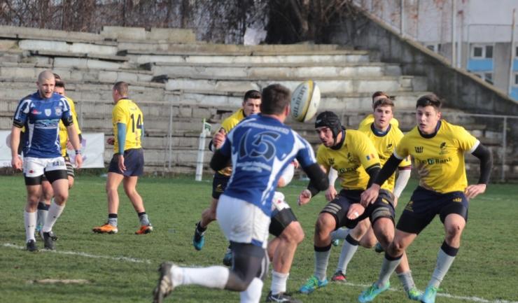 În toamna anului trecut, naționala sub 20 de ani a jucat un meci amical cu Tomitanii la Constanța