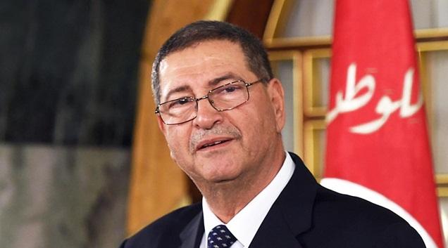Habib Essid, premierul Tunisiei