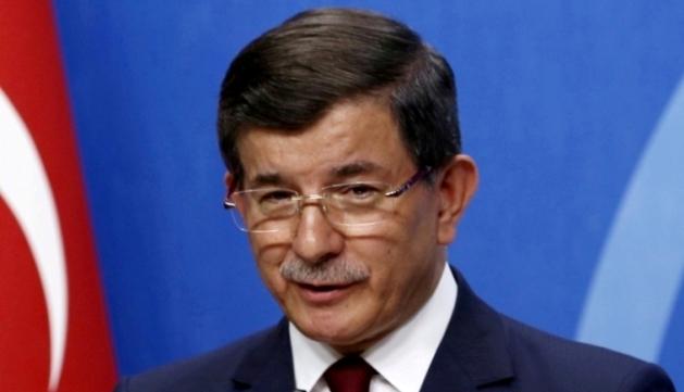Fostul premier turc Ahmet Davutoglu
