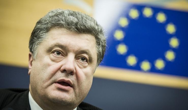 Președintele ucrainean, Petro Poroșenko, le-a cerut SUA să-și demonstreze supremația în chestiuni precum securitatea globală