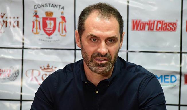 Antrenorul Sandu Iacob vrea să continue seria pozitivă la HCDS