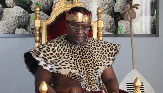 Regele african Tchiffi Zae Jean Gervais