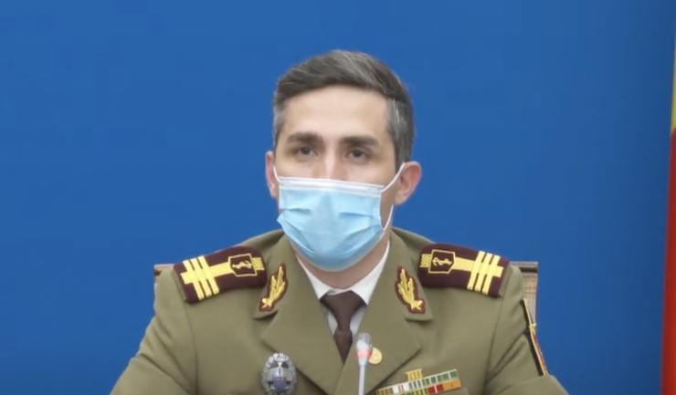 Preşedintele Comitetului naţional de coordonare a activităţilor privind vaccinarea împotriva SARS-CoV-2, Valeriu Gheorghiţă