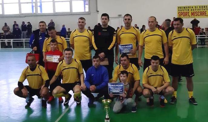 Echipa din Agigea a câştigat, anul trecut, prima ediţie a turneului desfăşurat la Valu lui Traian