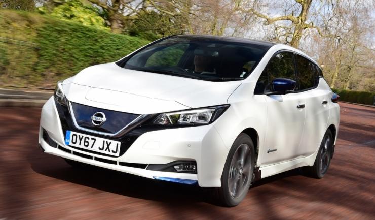 Nissan a vândut cele mai multe mașinii 100% electrice în România, în primul semestru din 2019, respectiv 169 unități, față de numai trei în același interval din 2018