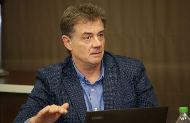 Kyros Vassaras, preşedintele Comisiei Centrale a Arbitrilor (sursa foto: www.frf.ro)