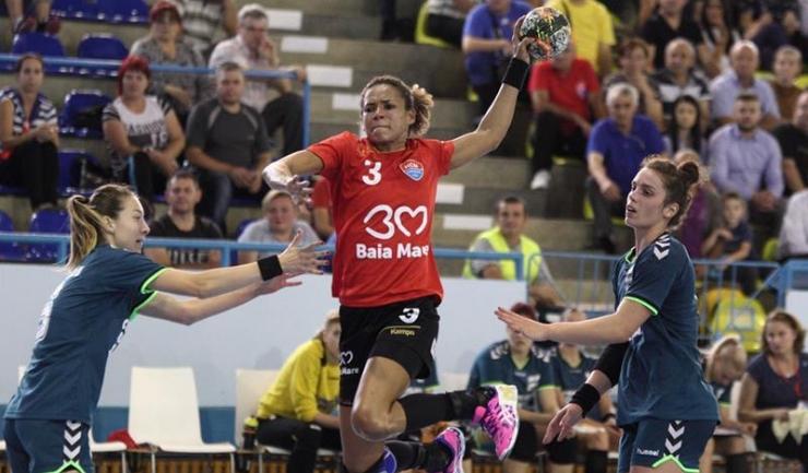 Alexandra Priscila Do Nascimento a fost decisivă în victoria obținută de HCM Baia Mare în Germania