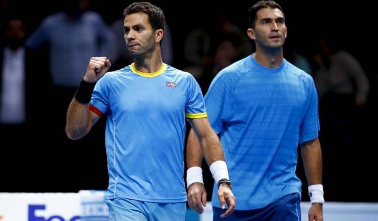 Jean-Julien Rojer și Horia Tecău s-au calificat în sferturile de finală ale turneului de la Sydney