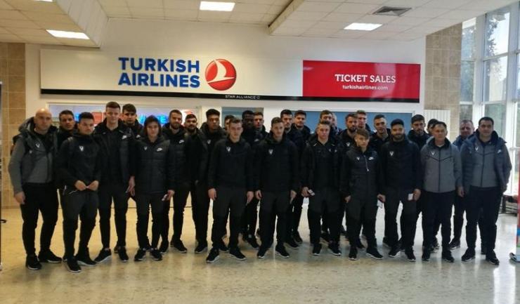 27 de jucători vor fi prezenți în cantonamentul de la Belek