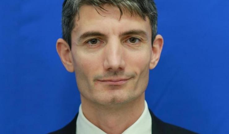 Deputatul constănțean PSD George Vișan