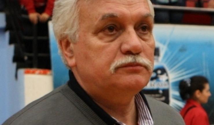 Gheorghe Vişan era cel mai vechi preşedinte al unei federaţii din ţară