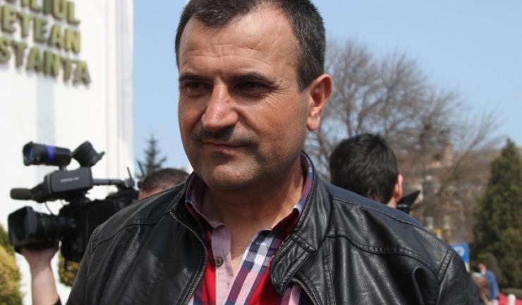 Primarul municipiului Medgidia, Valentin Vrabie