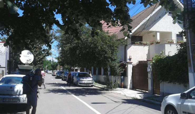 Reședința lui Mircea Băsescu