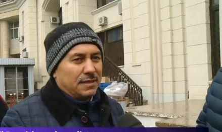 Jurnalistul Kamil Demirkaya