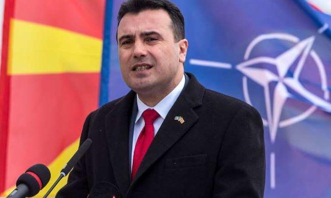 Zoran Zaev, Premierul Macedoniei de Nord