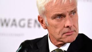 Șeful Volkswagen, anchetat de procurorii germani
