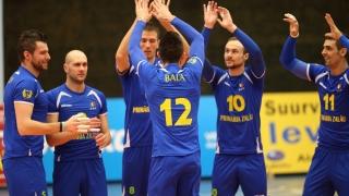 Echipele din Craiova şi Zalău vor lupta pentru titlul naţional la volei masculin