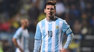 Messi și-a anunțat retragerea de la naționala Argentinei