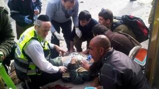 Atac terorist în Tel Aviv. Cel puțin două persoane au fost ucise