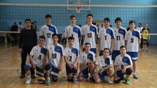 Speranțele de la CVM Tomis Constanța s-au calificat la turneul semifinal