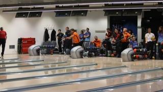 Podium bucureștean în proba de trio a CN de bowling