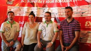 În weekend, la Mamaia, Constanța Streetplay 3X3