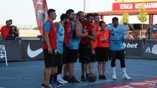Show total la Constanța Streetplay streetball 3X3