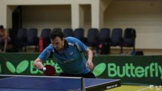 Tenisul de masă masculin românesc va avea doi reprezentanți la JO 2016
