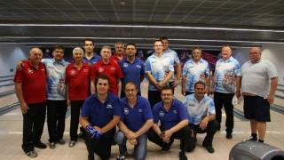 Constructorul Constanța s-a impus în tradiționalul meci de bowling cu BSRK Brandenburg