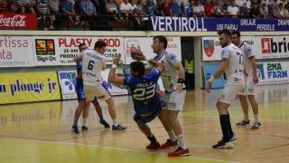 HC Dobrogea Sud, înfrângere la limită la debutul în prima ligă