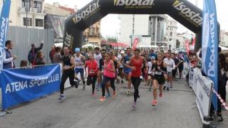 """Cursă palpitantă în proba de 10 kilometri la """"Black Sea 10K"""""""