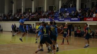 A cincea victorie pentru HC Dobrogea Sud