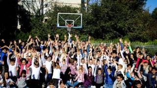 """Baschet în cadrul proiectului ,,Sănătate prin sport"""""""