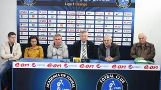 "Juniori de nota 10 la Academia de Fotbal ""Gheorghe Hagi"""