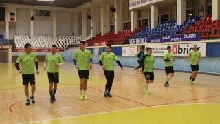 Vacanța s-a încheiat pentru HC Dobrogea Sud