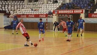 """Partide spectaculoase și avalanșă de goluri la Trofeul """"Telegraf"""""""