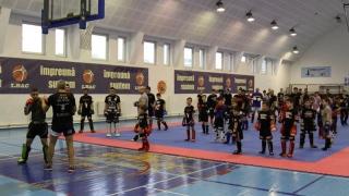 Seminar de arte marțiale la Constanța