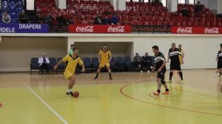 """ASC Săgeata - SSC Farul, meci spectacol la Trofeul """"Telegraf"""""""