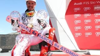 Marcel Hirscher a intrat definitiv în istoria schiului alpin