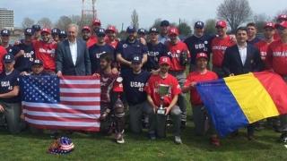 Baseball pentru unitate și toleranță, la Constanța